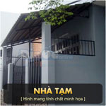 Bán gấp căn nhà 1 trệt 1 lầu mới xây huyện Bình Chánh 105m2 giá 1 tỷ4. LH:090182120