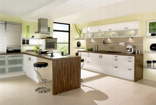 51D cachtrangtribepdemlaihoakhichogiadinh1 Cách để bài trí bếp đem lại hòa khí cho gia đình