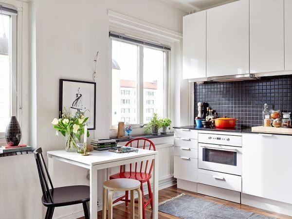 C47 cachtrangtribepdemlaihoakhichogiadinh3 Cách để bài trí bếp đem lại hòa khí cho gia đình