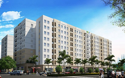 Hà Nội có thêm dự án nhà ở xã hội dưới 500 triệu/căn