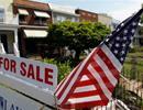 Mỹ: Doanh số bán nhà giảm xuống mức thấp nhất trong 6 tháng