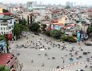 Hà Nội: Điều chỉnh chỉ giới đường đỏ nút giao Ô Chợ Dừa