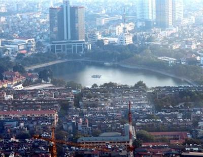 Hà Nội triển khai nhiều dự án phát triển đô thị