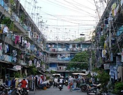 Doanh nghiệp cải tạo chung cư cũ được ưu đãi thuế như nhà ở xã hội