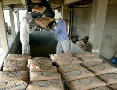 Việt Nam đứng thứ 2 thế giới xuất khẩu xi măng