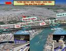 Đoạn ngầm metro số 1 sẽ hoàn thành vào đầu năm 2019