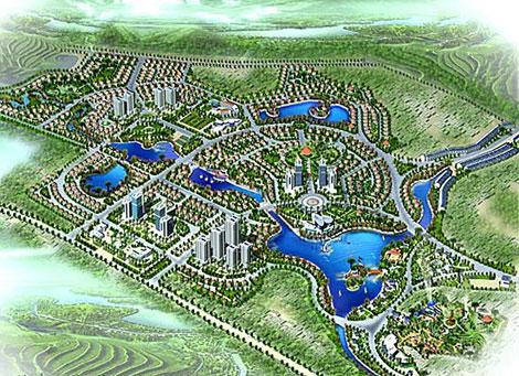 Hà Nội: Quy khu đô thị Sóc Sơn khu 2
