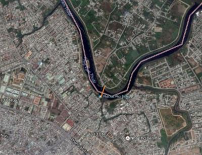 TP.HCM: Xây cầu Vàm Thuật nối quận Gò Vấp và quận 12