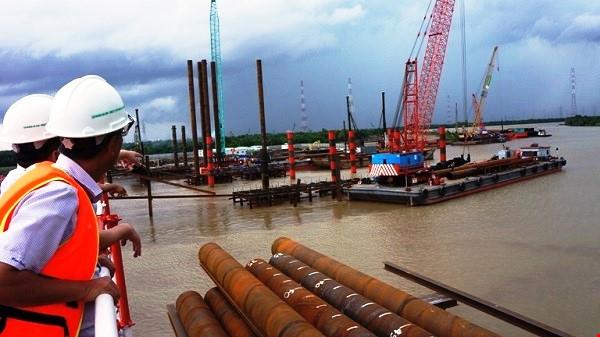 594 sexaythemhaicau TP.HCM sẽ xây thêm 2 cây cầu ở Nhà Bè