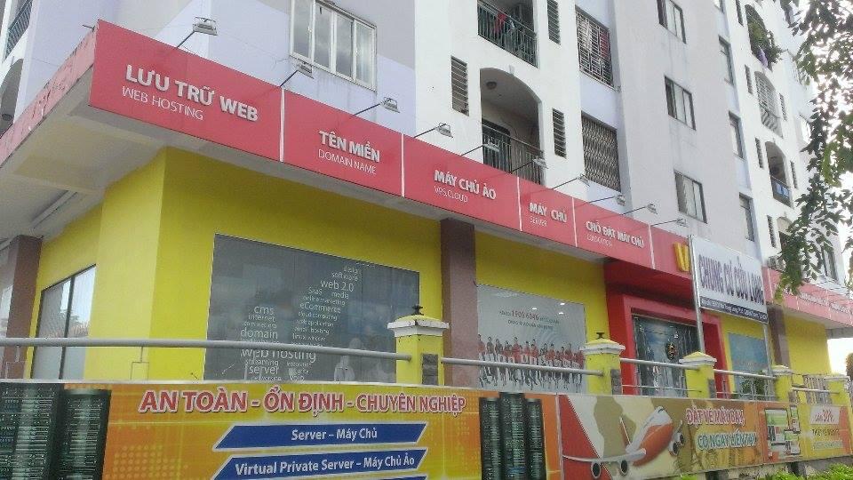 1B1 nhieudoanhnghiepphanung 1 Nhiều doanh nghiệp phản ứng việc phải dời khỏi chung cư ở TP HCM