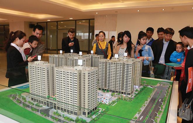 581 doanhgnhiepthanhlapmoi Xuất hiện nhiều doanh nghiệp mới thành lập trong lĩnh vực bất động sản tăng vọt