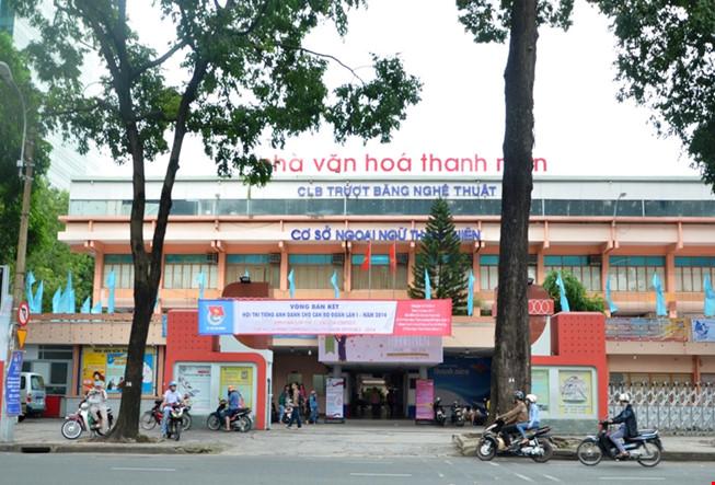 D41 nhavanhoathanhnien Dự án Nhà văn hóa Thanh niên có thêm công trình ngầm