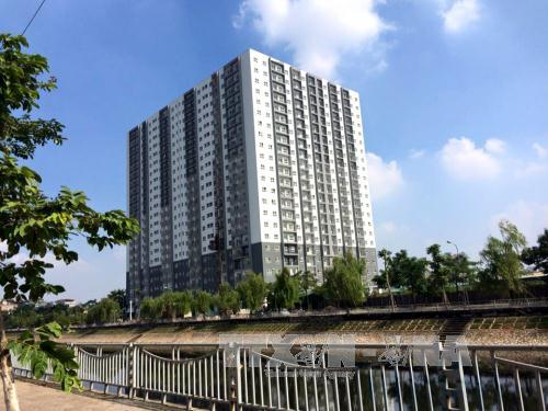 15C nangdientich Diện tích bình quân nhà ở tằng lên 23,4 m2 sàn/người