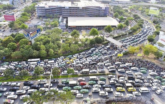 D81 dexuatmocong Đề xuất mở cổng sân bay Tân Sơn Nhất tại quận Gò Vấp để giảm ùn tắc