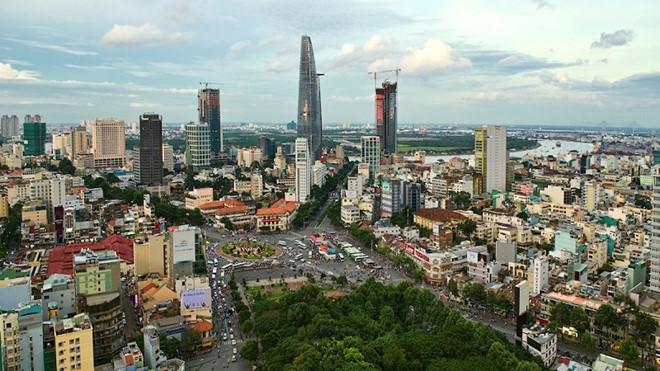 591 2thangdaunam 2 tháng đầu năm, vốn FDI vào bất động sản tăng 12 lần so với cùng kỳ 2016