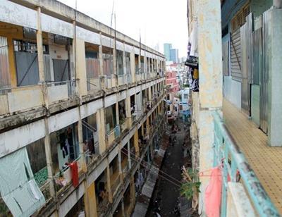 TPHCM sẽ xây lại 6 chung cư cũ trong năm nay