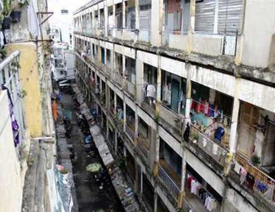 TP.HCM xử lý 26 chung cư cũ trong năm 2017