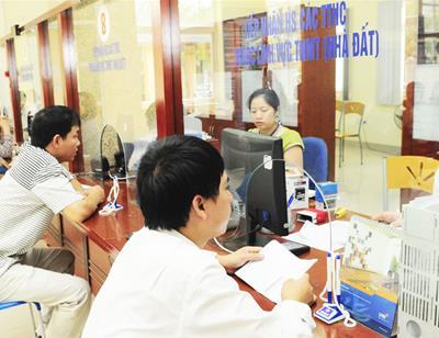 Hà Nội: Cấp Giấy chứng nhận quyền sử dụng đất lần đầu đạt 96,6%