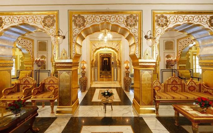 10 phòng suite sang trọng nhất trên thế giới