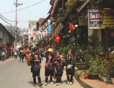 Đất nền Sapa, Lào Cai sốt vì tiềm năng du lịch