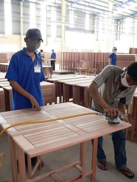 Xuất khẩu gỗ có thể đạt 8 tỉ đô la Mỹ năm 2017