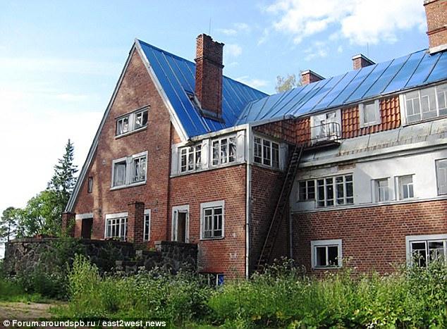Bên trong khu nghỉ dưỡng mới được cho là của Tổng thống Nga