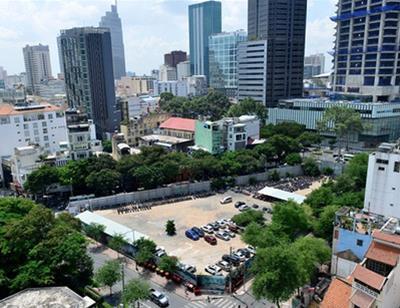 Chủ cao ốc 60 tầng ở 'đất vàng' Sài Gòn lỗ triền miên