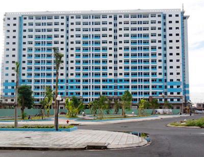 Phận long đong của chung cư nghìn tỷ bị BIDV đấu giá siết nợ