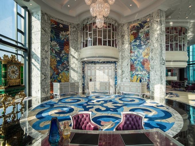 Việt Nam có khách sạn vào top thế giới năm 2017