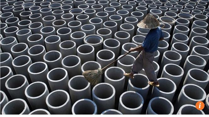 Trung Quốc sắp có hãng sản xuất xi măng lớn nhất thế giới