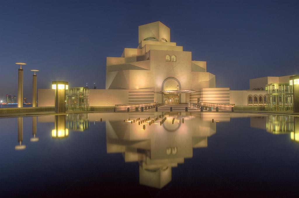 9 kỳ quan kiến trúc hiện đại đáng nể của Trung Đông