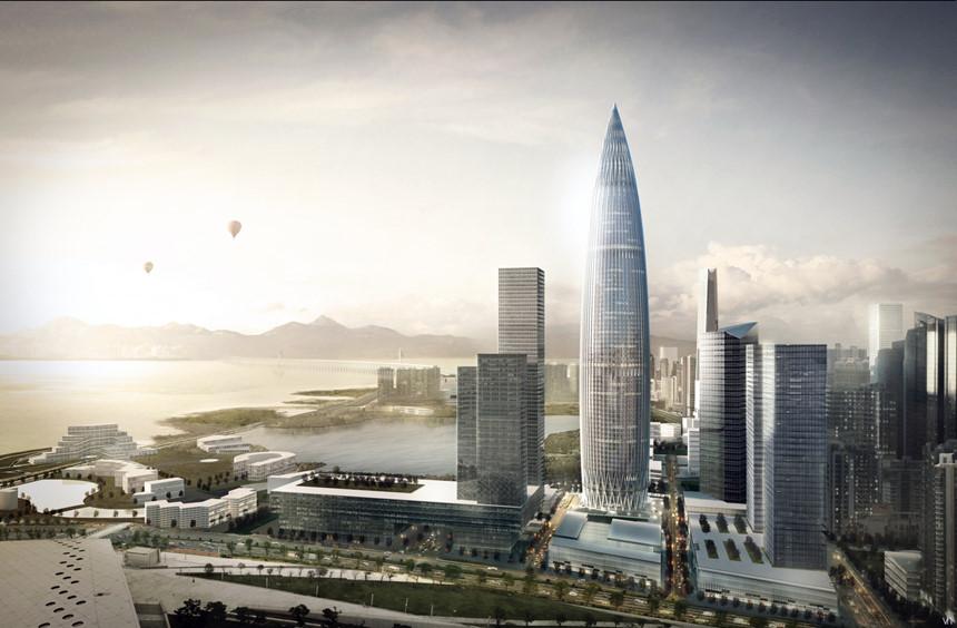 13 công trình kiến trúc được mong đợi nhất sẽ hoàn thành vào năm 2018
