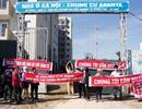 Người dân Huế 'vây' công trường xây chung cư đòi bàn giao nhà
