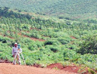 Thực hiện thủ tục hành chính đất đai: Nhiều địa phương vi phạm