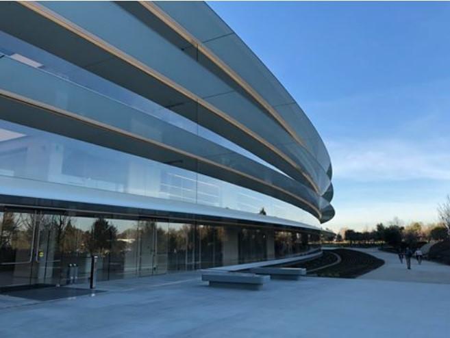 Bên trong trụ sở mới trị giá 5 tỷ USD của Apple