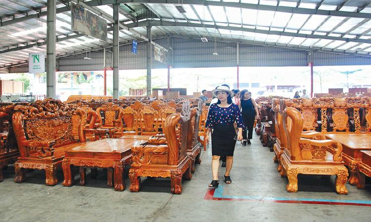 Ngành chế biến gỗ: Đích ngắm xa hơn