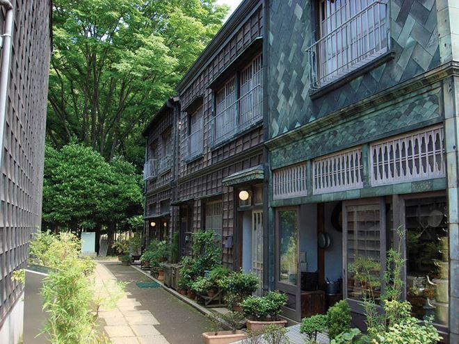 Nhà Nhật – nét truyền thống sống trong hiện đại