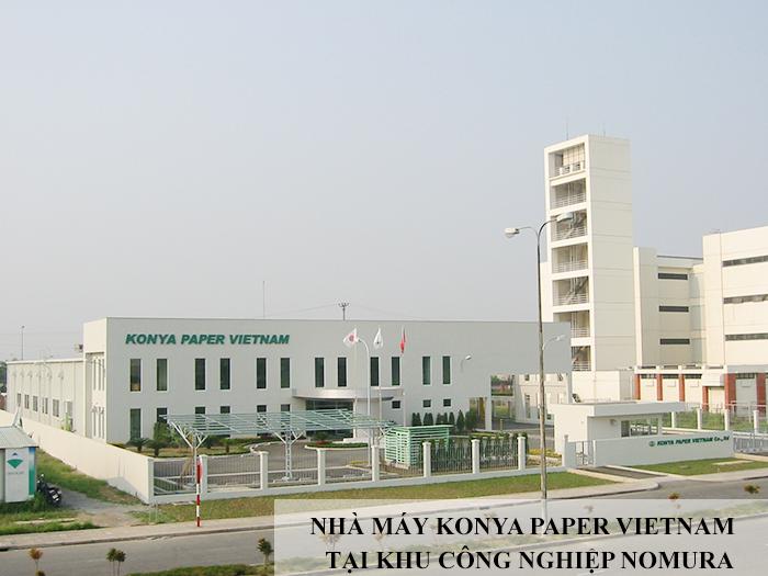 Hải Phòng xây dựng các KCN thu hút FDI
