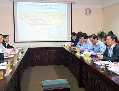 Sắp xây nhà ga quốc tế 5 triệu khách tại Phú Bài