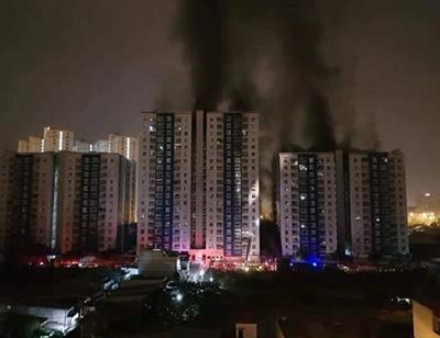 Bộ Xây dựng yêu cầu rà soát nhà chung cư sau vụ cháy ở Sài Gòn