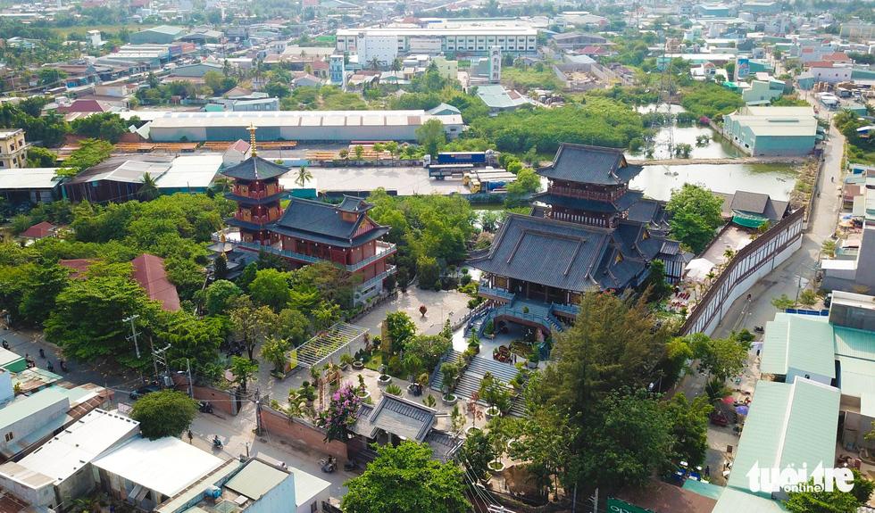 Tu viện với phong cách Nhật Bản tại Sài Gòn
