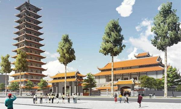 Vì sao bảo tháp ở Việt Nam Quốc Tự có 13 tầng?