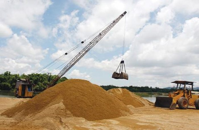 Giá cát xây dựng biến động mạnh, Phó Thủ tướng yêu cầu 7 Bộ vào cuộc