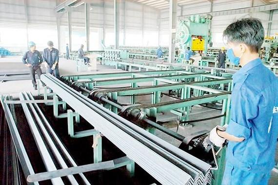 Ngành thép xuất khẩu đạt trên 1 tỷ USD