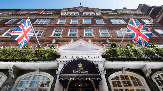 Những khách sạn xa hoa nhất London