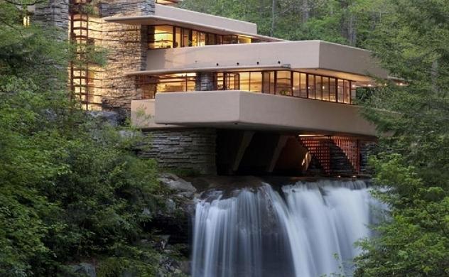 Đến thăm Fallingwater, ngôi nhà đẹp nhất thế giới ở Mỹ