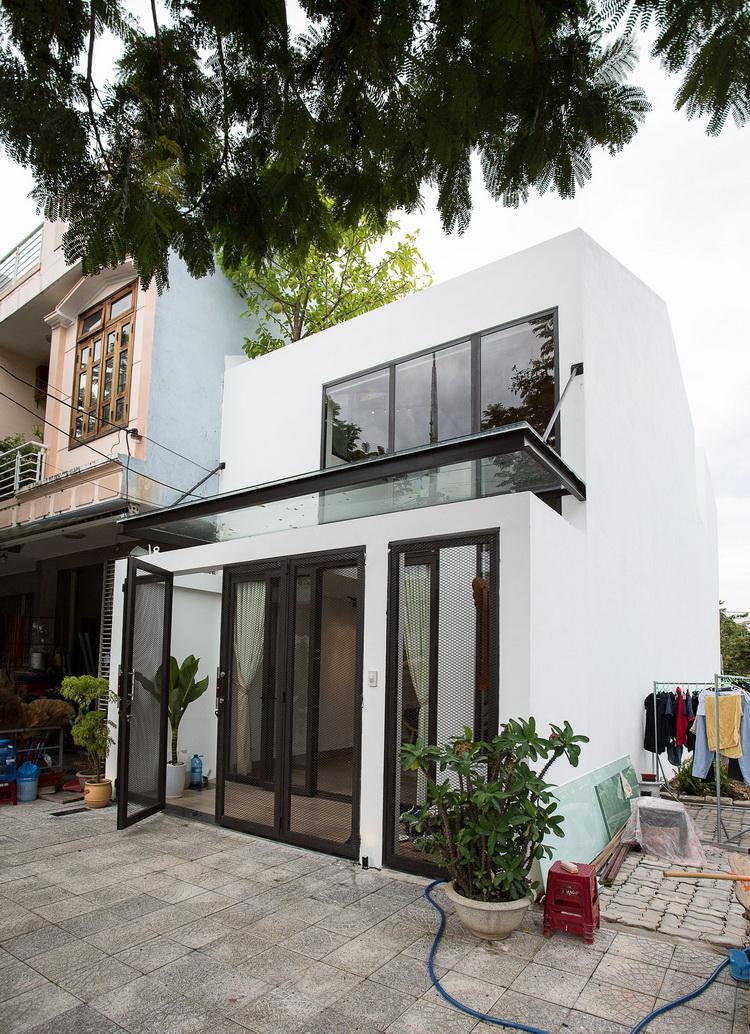 Ngôi nhà ống tối giản ở Đà Nẵng đẹp không khác gì những căn nhà mẫu ở Nhật mà chúng ta vẫn ngưỡng mộ