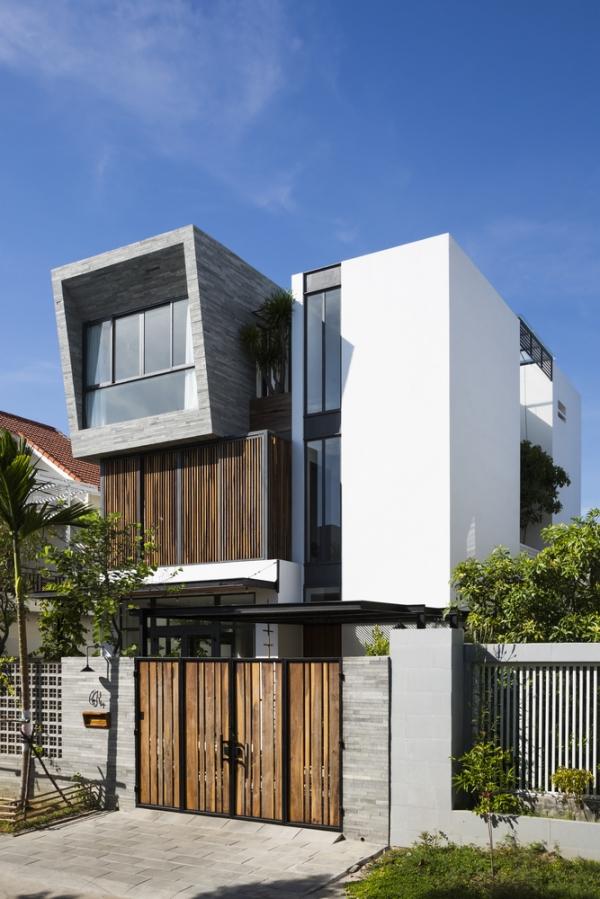 Ngắm nhìn ngôi nhà đẹp xuất sắc ở Nha Trang được lên tạp chí Mỹ