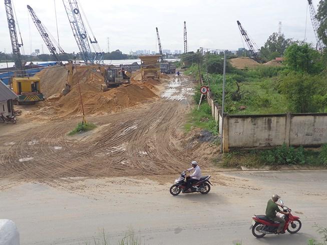Lo ngại về đề xuất xây đại lộ ven sông Sài Gòn