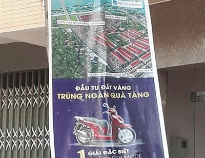 Bất động sản Quảng Ngãi bắt đầu 'nở rộ'